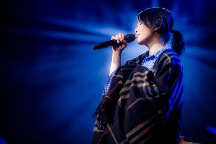 ▲劉若英在烏鎮舉辦「跟我走」英小姐限定版演唱會。(圖/相信音樂提供)