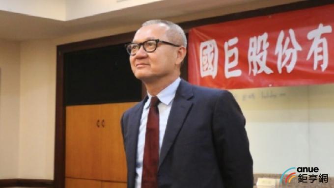 ▲ 國巨董事長陳泰銘。(鉅亨網資料照)