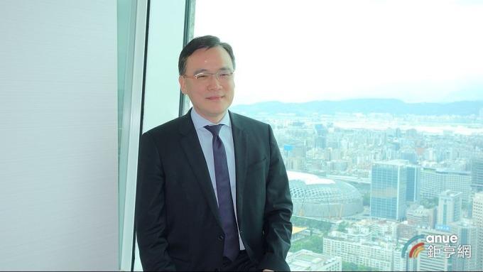 ▲ 高力國際董事總經理劉學龍。(鉅亨網記者張欽發攝)