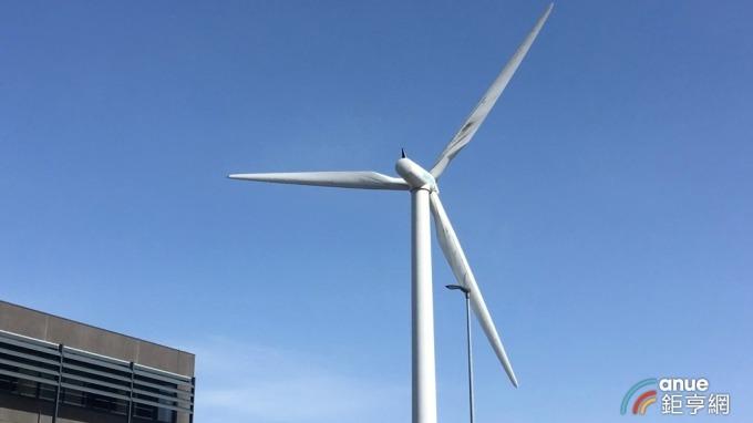 ▲ 西門子歌美颯位於丹麥廠區的風機。(鉅亨網資料照)