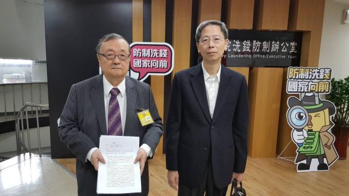 <b>台苯</b>大股東孫鐵志檢舉 疑假外資炒股涉及洗錢