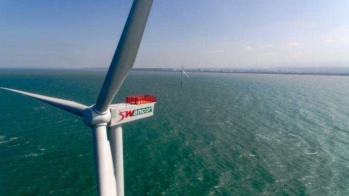 上緯海能風電與台電簽<b>電能</b>購售契約 本季獲利可期