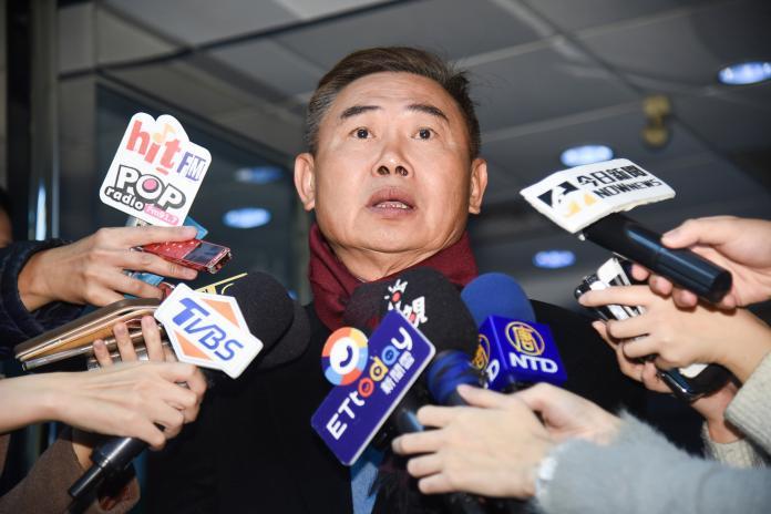 民進黨前立委李俊毅30日北上開記者會,指控黨內立委初選民調作弊。 (圖/資料照)