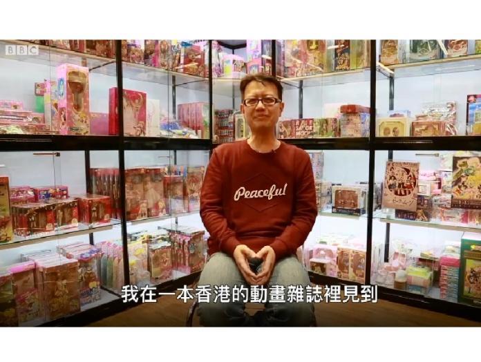 港男迷戀《<b>美少女戰士</b>》成癡 6 千件收藏申請世界紀錄