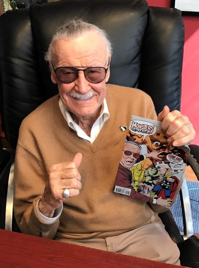 DC致敬Marvel之父 將推Stan Lee專屬漫畫