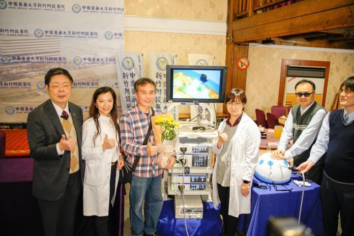 影/「保肛」大作戰 3D腹腔鏡手術精準切除腫瘤