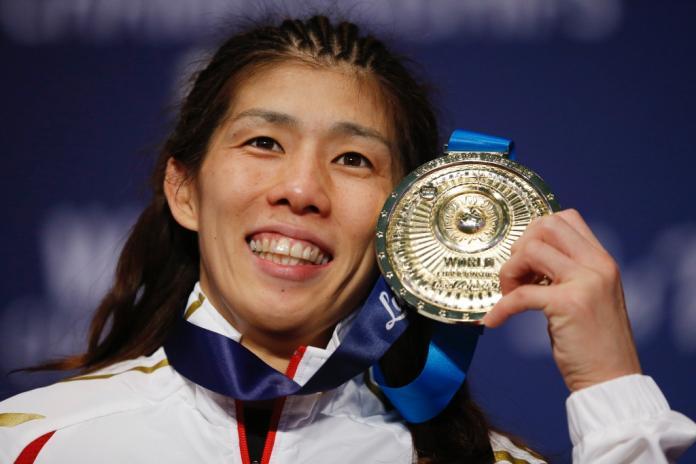 奧運三連霸 日<b>角力</b>女王吉田沙保里宣布引退