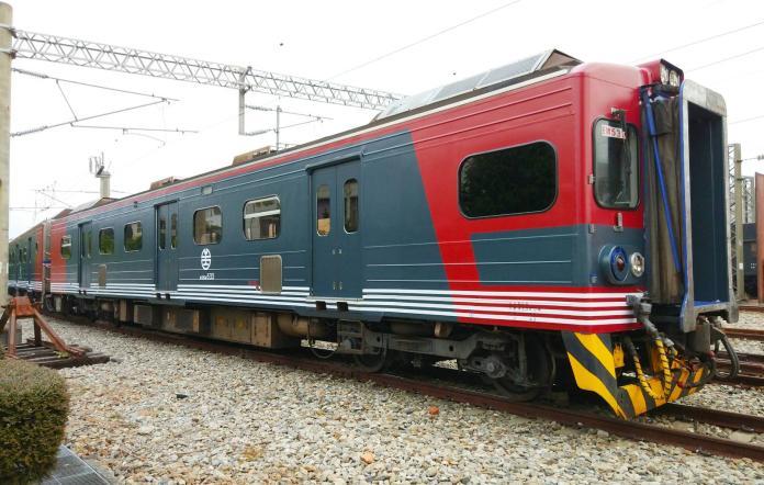 塗裝彩繪信濃鐵道