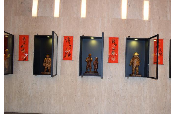李宗霖木雕個展 北港文化中心登場