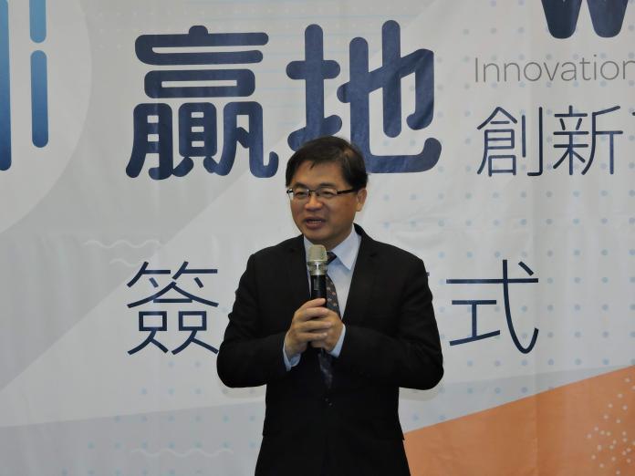台南市前代理市長李孟諺接任行政院秘書長