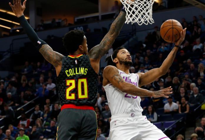 NBA/飆風玫瑰綻放!Rose砍25分 率尼克客場艱辛取勝