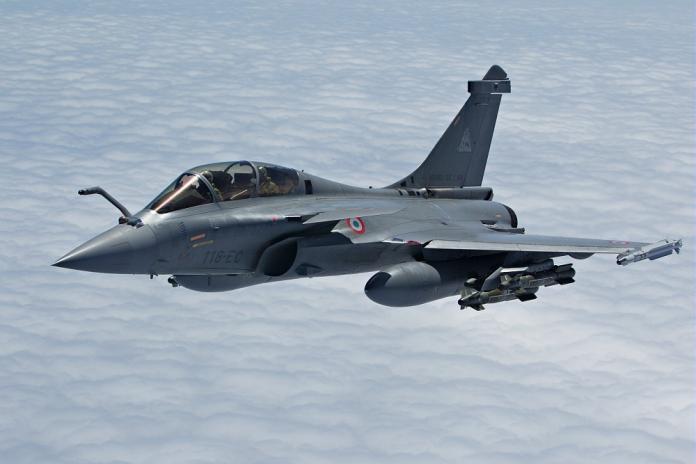 ▲法國空軍飆風戰機。(圖/達梭公司)