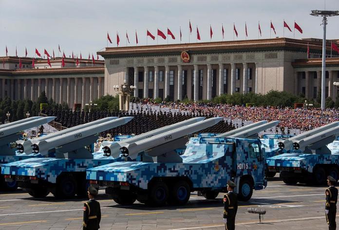 美國防部報告示警 陸軍力「漸領先全球」恐對台動武