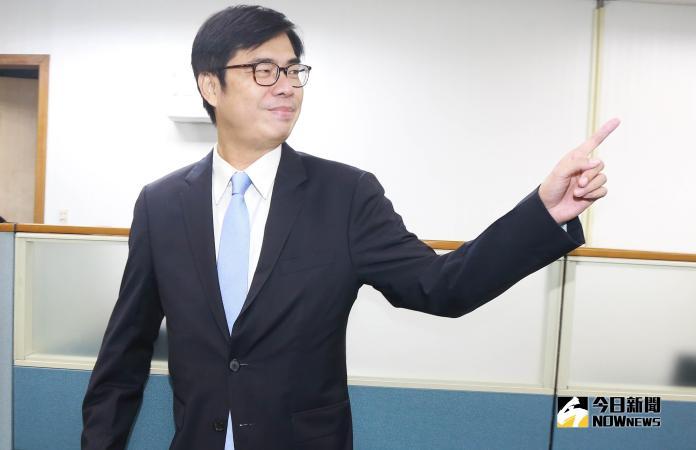 ▲行政院副院長陳其邁。(圖/記者葉政勳攝 , Nownews資料照片)