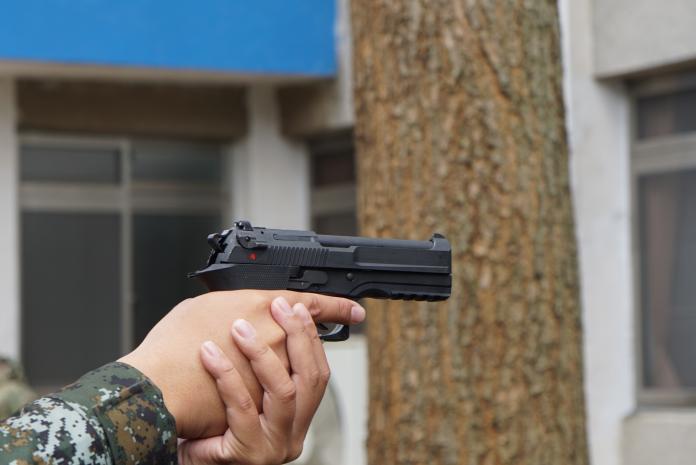 軍武》打造國軍最強<b>手槍</b> 軍備局T75K3測試過程亮相