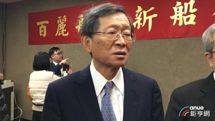 ▲ 慧洋海運董事長藍俊昇。(鉅亨網記者王莞甯攝)