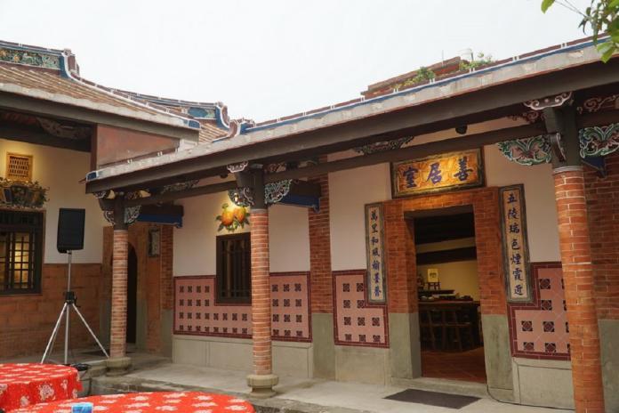 <br> ▲金廣福公館是新竹縣唯一的國定古蹟。(圖/新竹縣政府提供)