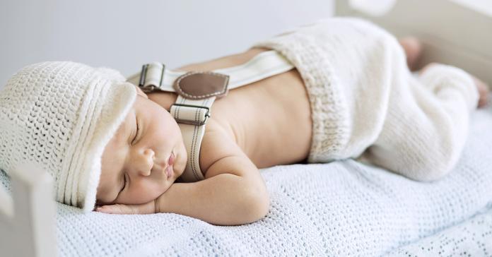 寶寶<b>趴睡</b> 恐增猝死風險