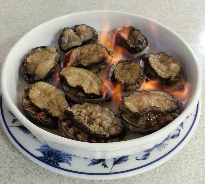 <b>在地消費</b>興起 貢寮區漁會推解凍即可食用的「貢寮滷鲍」