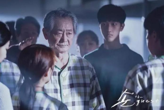 韓國驅魔劇《客The guest》有不少「鬼附身」的戲碼,香港知名驅鬼牧師李錦彬證實,現實生活中真的有「鬼附身」發生。(圖/《客The guest》劇照)