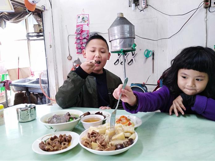 北港人早餐美食 阿婆古早味煎盤粿