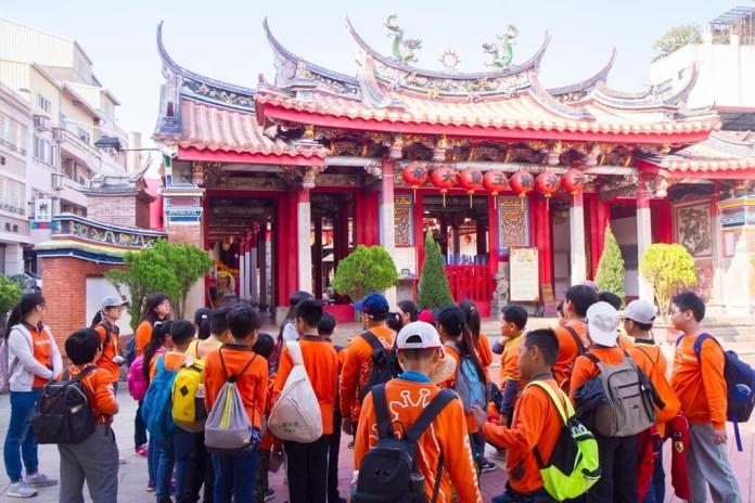 新春彰化廟宇祈福小旅行