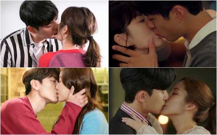 8韓劇親到嫑嫑 甜美教主轉大人「廚房深吻109秒」最持久