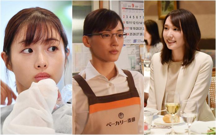 NOW追劇/2018產192部日劇 TOP 5中就有3位美女主演!