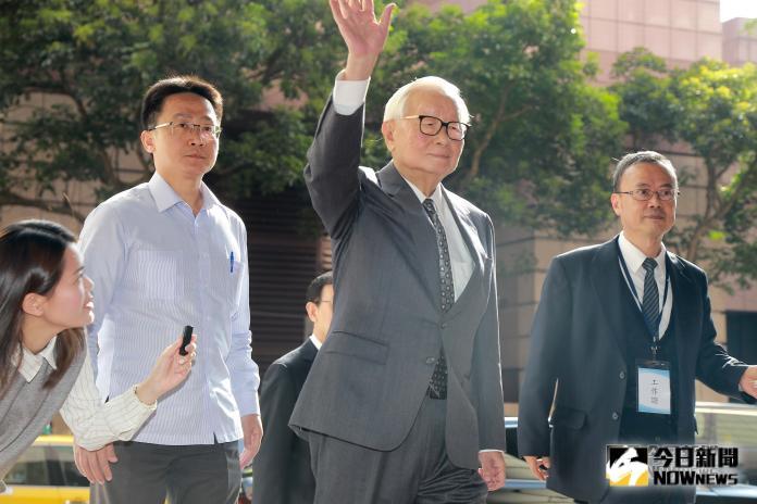 蔡英文宣布張忠謀任APEC<b>領袖代表</b>