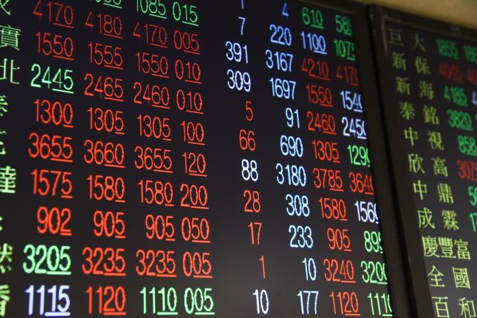 台股<b>狗年</b>跌4.69% 每位股民資產蒸發12.5萬元