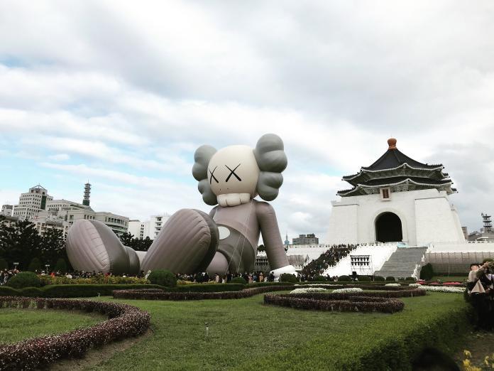 中正紀念堂轉型,年後將啟動跨院際、跨部會,並與台北市府協商。(圖/記者王鼎鈞攝,2019.1.27)