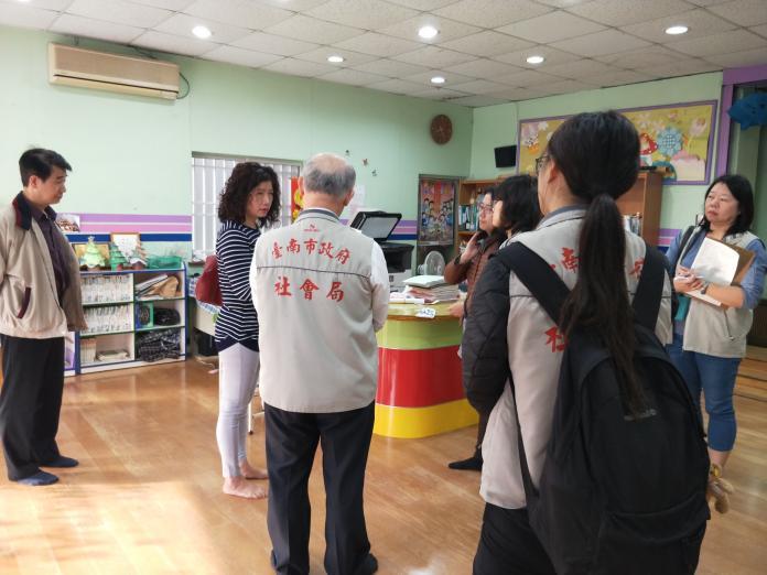 台南市社會局查獲停業中托嬰中心仍違法收托