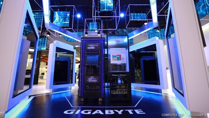 技嘉將參加2019 CES展 推出液冷運算系統與全方