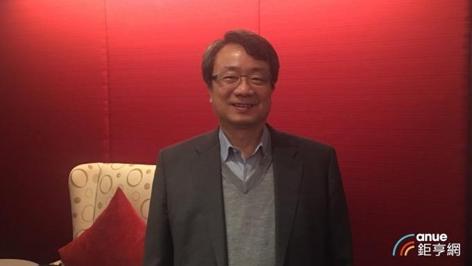 ▲ 東森國際董事長廖尚文。(鉅亨網記者王莞甯攝)