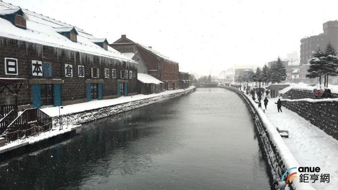 ▲ 日本北海道冬季雪景吸引不少遊客造訪。(鉅亨網記者王莞甯攝)