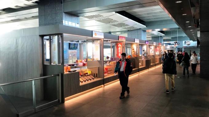 ▲ 高鐵台中站前招商案 打造全台最大百貨購物中心。圖為高鐵台中站。(圖/台灣高鐵提供)