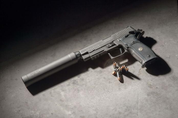 軍武》海豹突擊隊與海巡特勤隊 為何都愛P226<b>手槍</b>