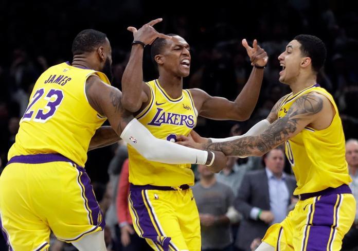 NBA/等不及準備衛冕 湖人用2年520萬美元留下冠軍控衛