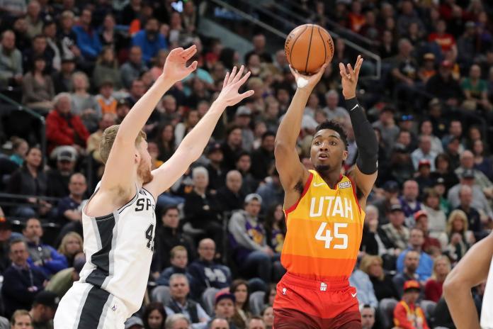 NBA/米切爾超狂!系列賽三分命中數超越柯瑞成史上第一