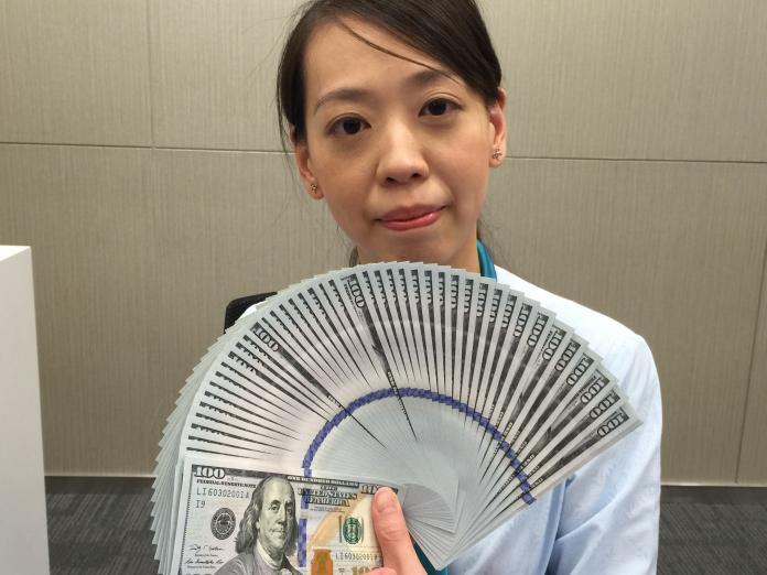 美元(圖/NOWnews資料照)
