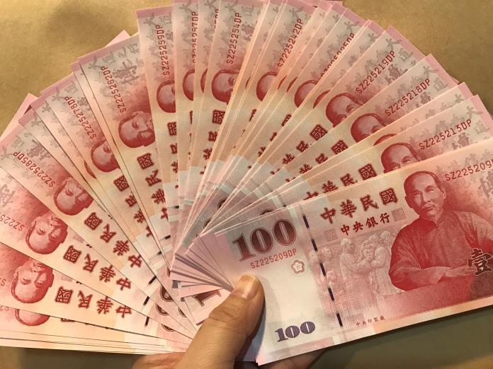 ▲新台幣表現。(圖/NOWnews資料照)