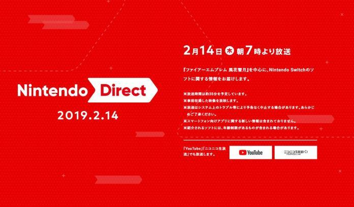 ▲任天堂宣布,將在台灣時間14日早上6點舉行線上直播新作遊戲發表會。(圖/翻攝自官網)