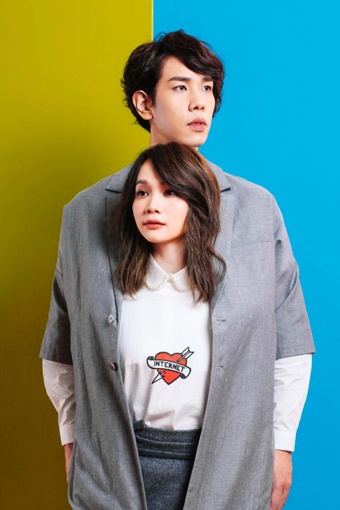 ▲金曲組合「慢慢說」暌違3年推出新作品。(圖/雅慕斯娛樂提供 ,2019.02.13)