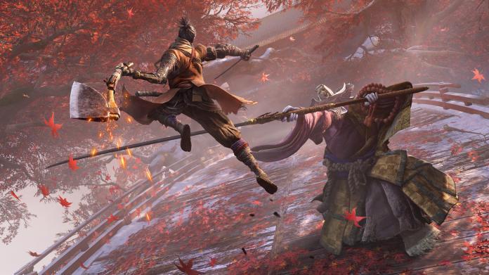英特衛宣布取得《隻狼》PC<b>代理</b>權 3月底繁中版同步上市