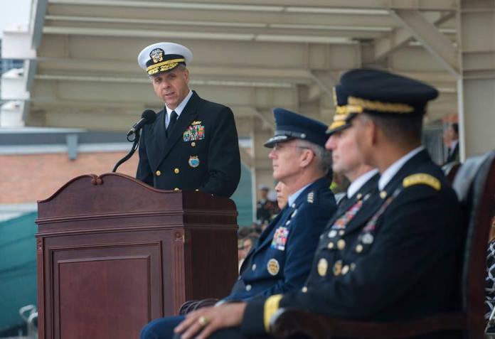 ▲美軍印太司令部司令戴維森(Philip S. Davidson。(圖/U.S. Indo-Pacific Command官方臉書)