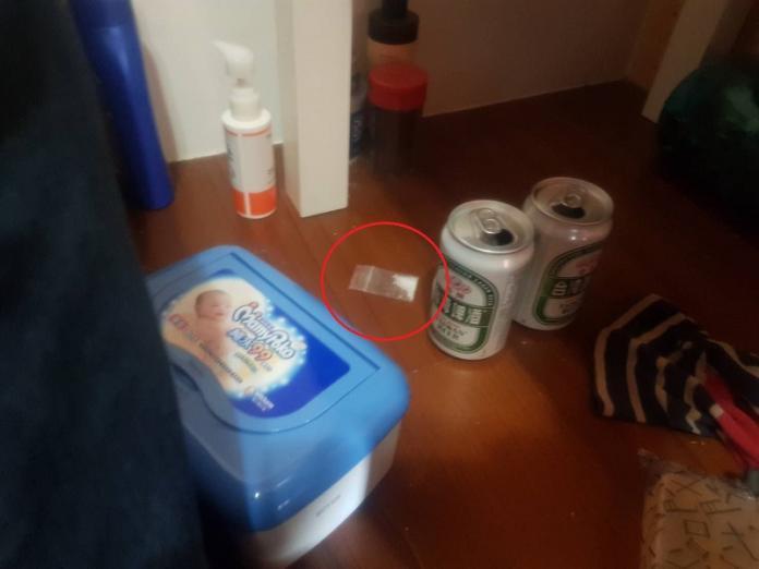 公寓住戶受不了K菸味 報警抓毒蟲