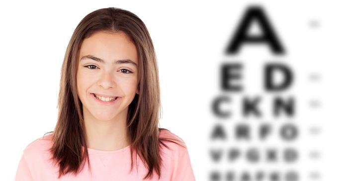 開學視力檢查回條 家長陷入學童近視加深焦慮