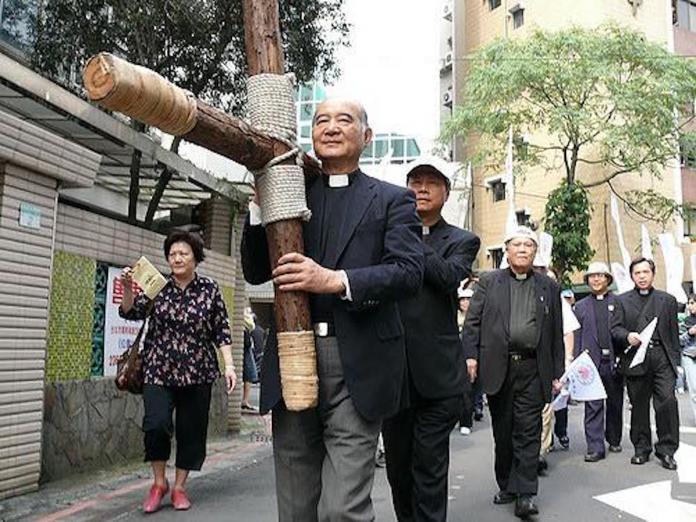 高俊明牧師逝世,民進黨表達哀悼與不捨。(圖/ 長老教會教會與社會委員會臉書)