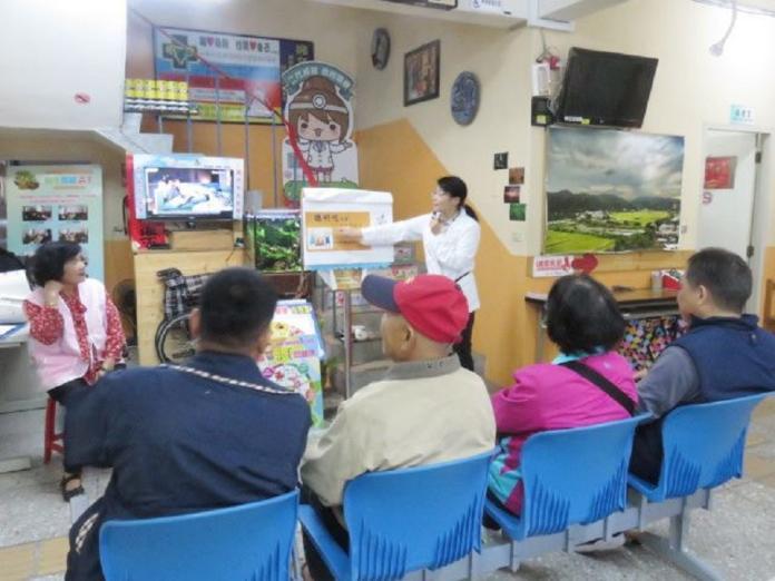 聰明吃元宵營養跟著來 新竹縣衛生局辦營養教育