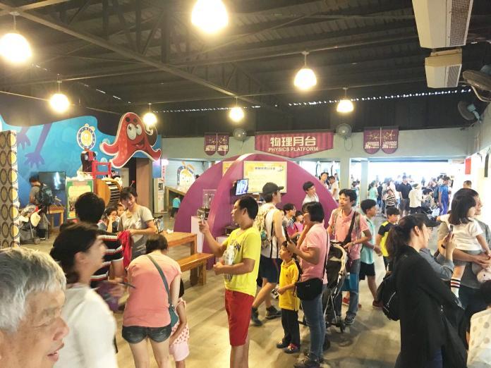 新竹縣觀光遊樂業逆勢成長 春節連假遊樂園遊客數創新高